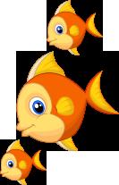 Goldfish icons